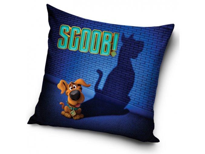 Povlak na polstarek Scooby Doo Maly Scbooby 40x40cm