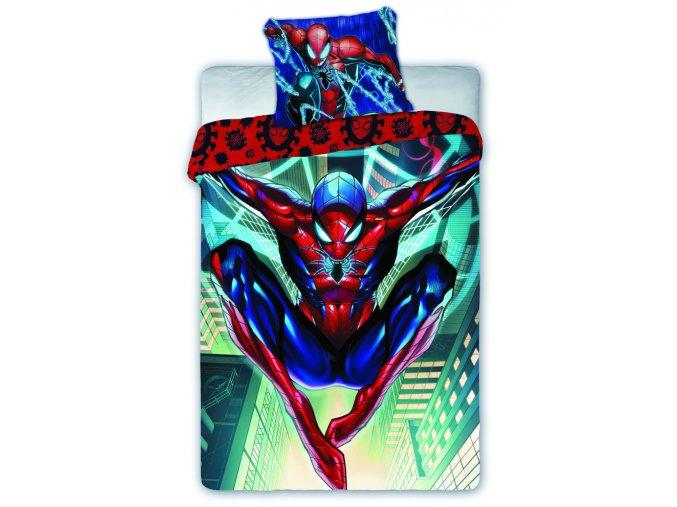 Detske povleceni Spider Man Strazce mesta