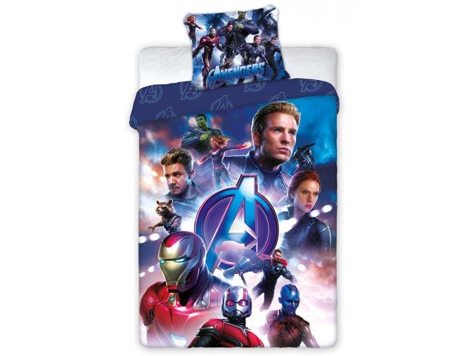 Detske povleceni Avengers Power Avengers