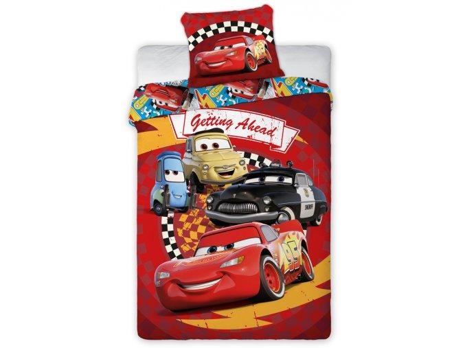 Detske povleceni Cars 3 Blesk McQueen a Pratele