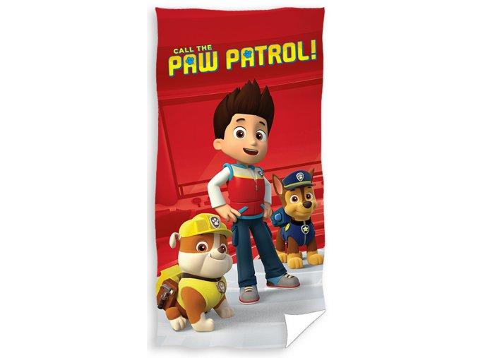 Detska osuska Tlapkova Patrola Rubble Ryder a Chase PAW203031 2
