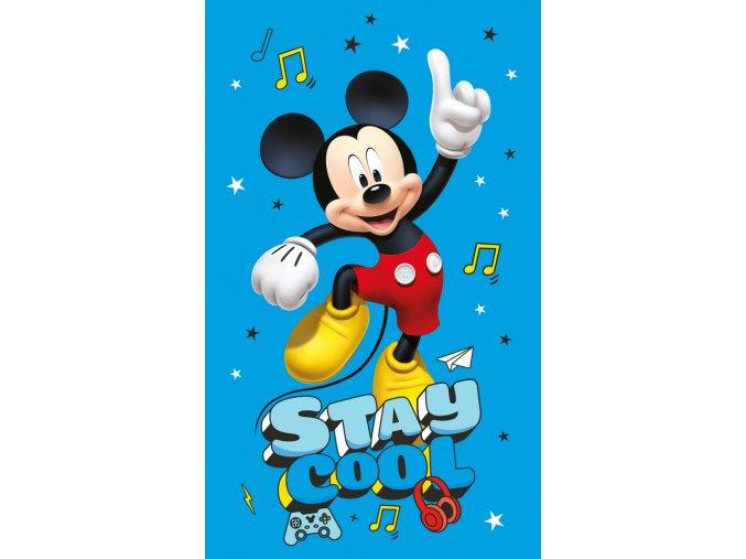 Detsky rucnicek Mickey Stay Cool 30x50