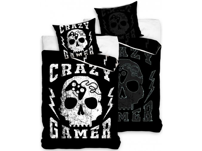 Svitici povleceni Crazy Gamer