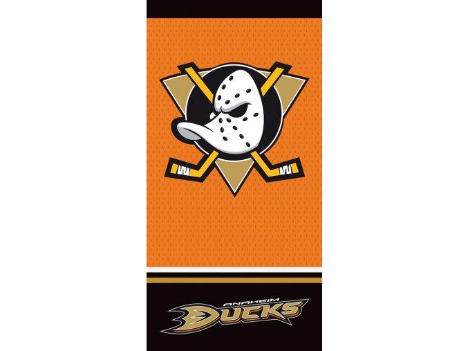 Hokejova osuska Anaheim Ducks