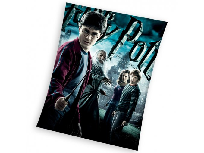 Detska deka Harry Potter Princ Dvoji Krve 150x200