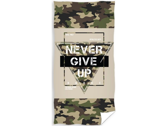 Frote osuska Army Never Give Up