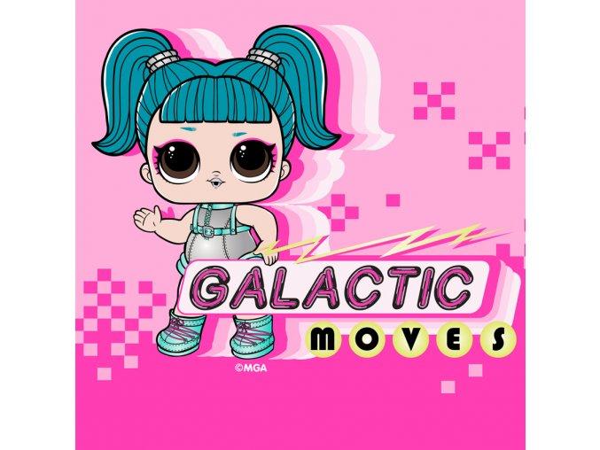 Magicky rucnicek LOL Galactic Moves