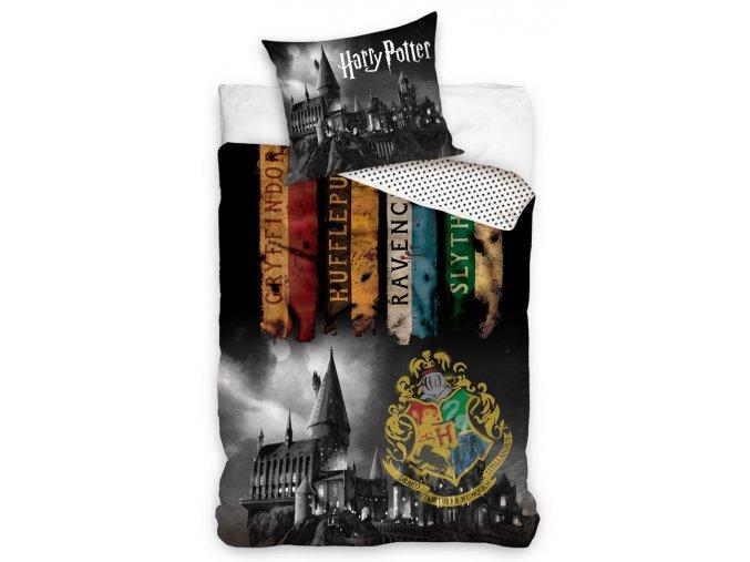 Detske povleceni Harry Potter Noc v Bradavicich
