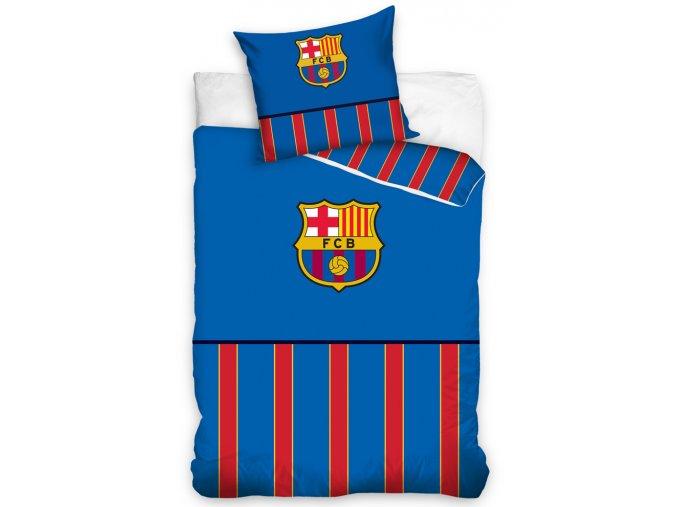 Fotbalove povleceni FC Barcelona Half of Stripes