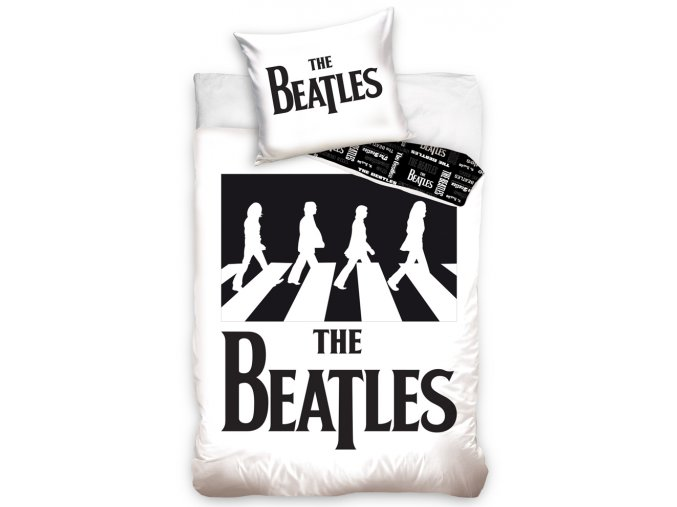 Bavlnene povleceni The Beatles Abbey Road