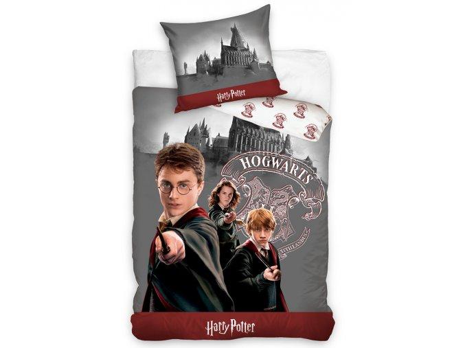 Detske povleceni Harry Potter Kouzelnicka skola