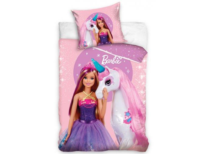 Detske povleceni Barbie a Kouzelny Jednorozec