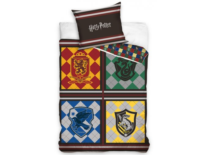 Detske povleceni Harry Potter Erby