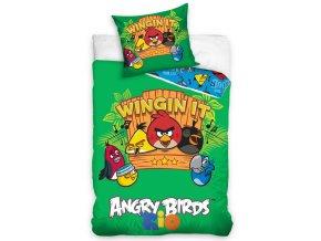 Dětské povlečení Angry Birds Music