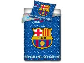 Povlečení do postýlky FC Barcelona - Erby
