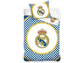 Fotbalové povlečení Real Madrid Circle