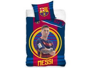 Fotbalové povlečení FC Barcelona Messi 2016