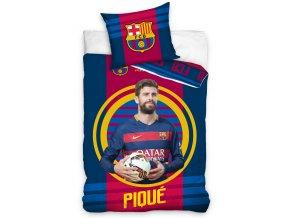Fotbalové povlečení FC Barcelona Pique 2016
