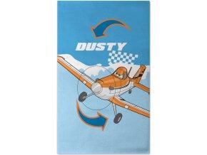 Dětský ručník Letadla Prášek - 30x50 cm