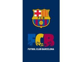 Ručník FC Barcelona - 30x50 cm
