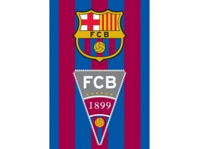 Ručník FC Barcelona - 40x60 cm