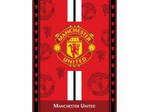 Deka z mikrovlákna Manchester United
