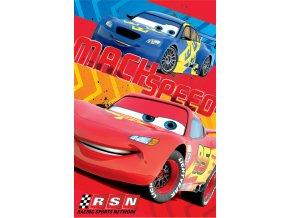 Dětská deka Disney - Cars RSN