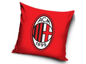 Povlak na polštářek AC Milán Red