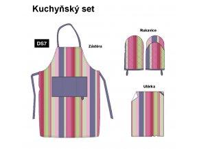 Kuchyňská souprava Stripes