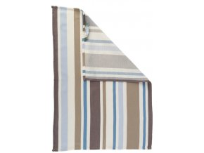 Kuchyňská utěrka Stripes Blue