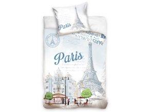 Povlečení Paříž Eiffelova Věž