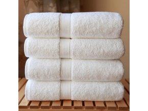 Froté ručníky a osušky HOTEL BASIC s bordurou
