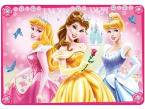 Podložka na stůl 3D - Princess