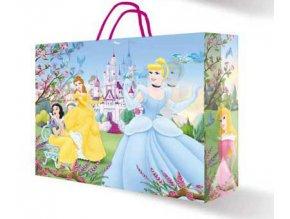 Dárková taška Princess - fialová
