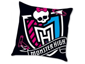 Polštářek Monster High Logo