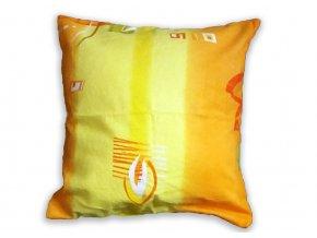 Povlak na polštářek Ema Oranžový