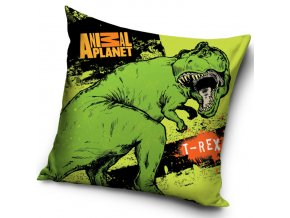 Povlak na polštářek Animal Planet T-Rex