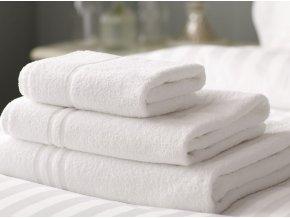 Froté ručníky a osušky HOTEL BASIC Stripes