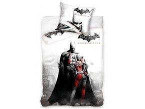 Dětské povlečení Batman - Arkham City