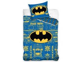 Dětské povlečení Batman - Wayne Industries