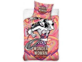 Dětské povlečení Wonder Woman