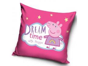 Polštářek Prasátko Pepa Dream Time