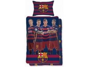 Fotbalové povlečení FC Barcelona Hráči 2016