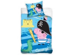 Detske povleceni Pepina George Pirát