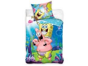 Detske povleceni Sponge Bob a Patrick
