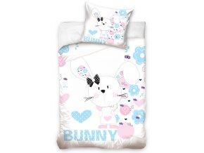 Detske povleceni Kralicek Bunny BABY 16 1006