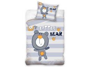 Detske povleceni My Little Bear BABY 16 1005