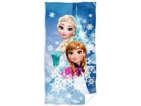 Detska osuska Frozen Elsa Anna modra