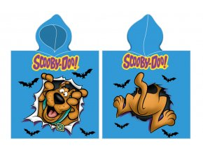 Detske Ponco Scooby Doo 8001