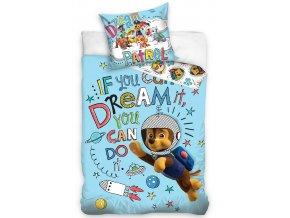 Detske povleceni Tlapkova Patrola Astronaut 17 2013